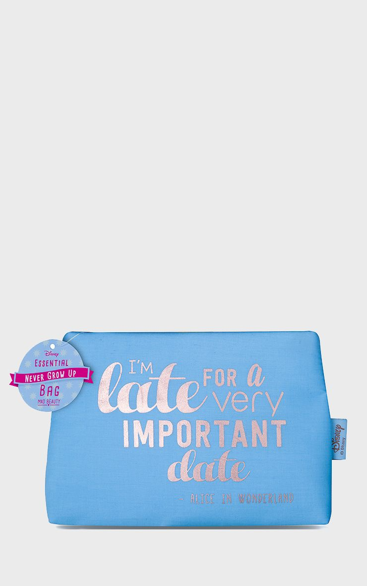 Disney I& 39;m Late For An Important Date Makeup Bag