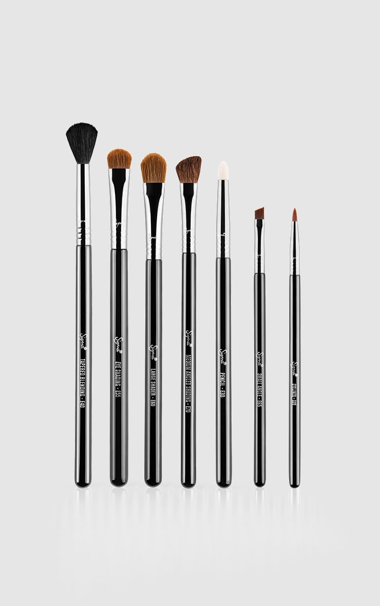 Sigma Basic Eyes Brush Collection