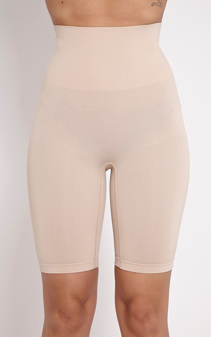 Nude Bum Lift Waist and Thigh Control Brief 1