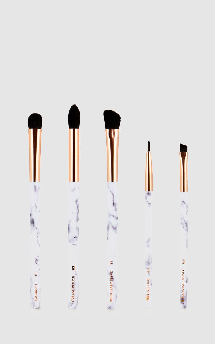 Skinny Dip Marble Eye Kit You Not Brush Set
