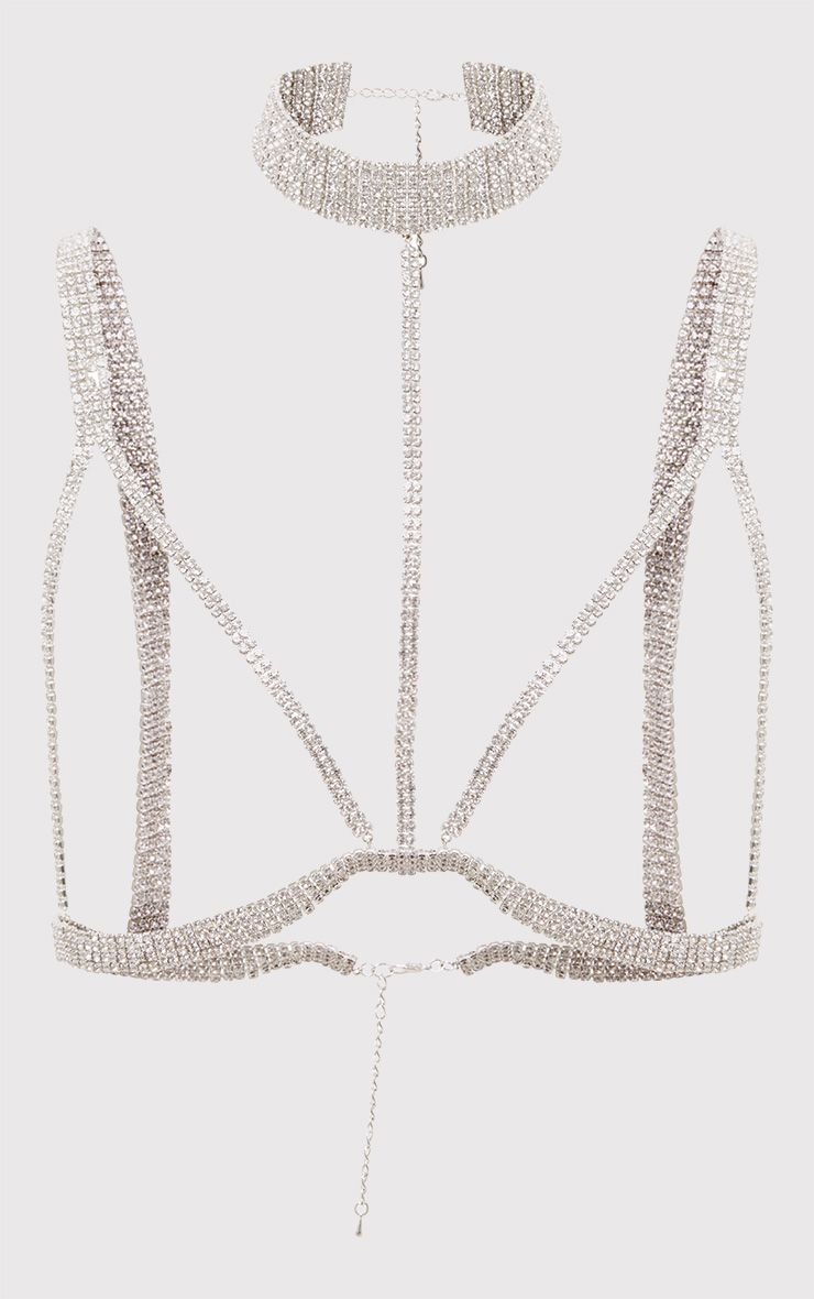 Tiffany Diamante Harness
