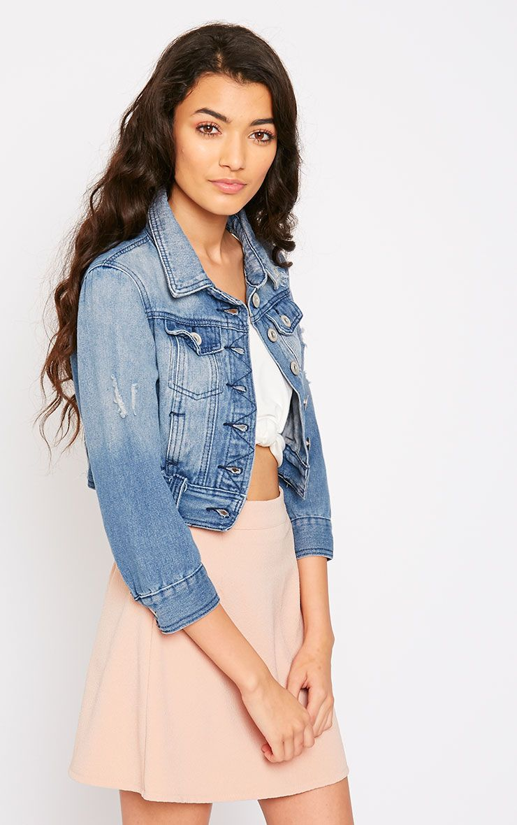 Kadey Denim Jacket 1