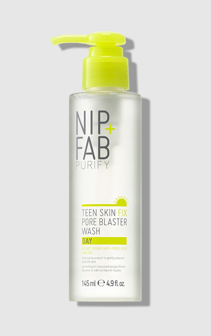 Nip Fab Teen Skin Fix Face Wash - Day