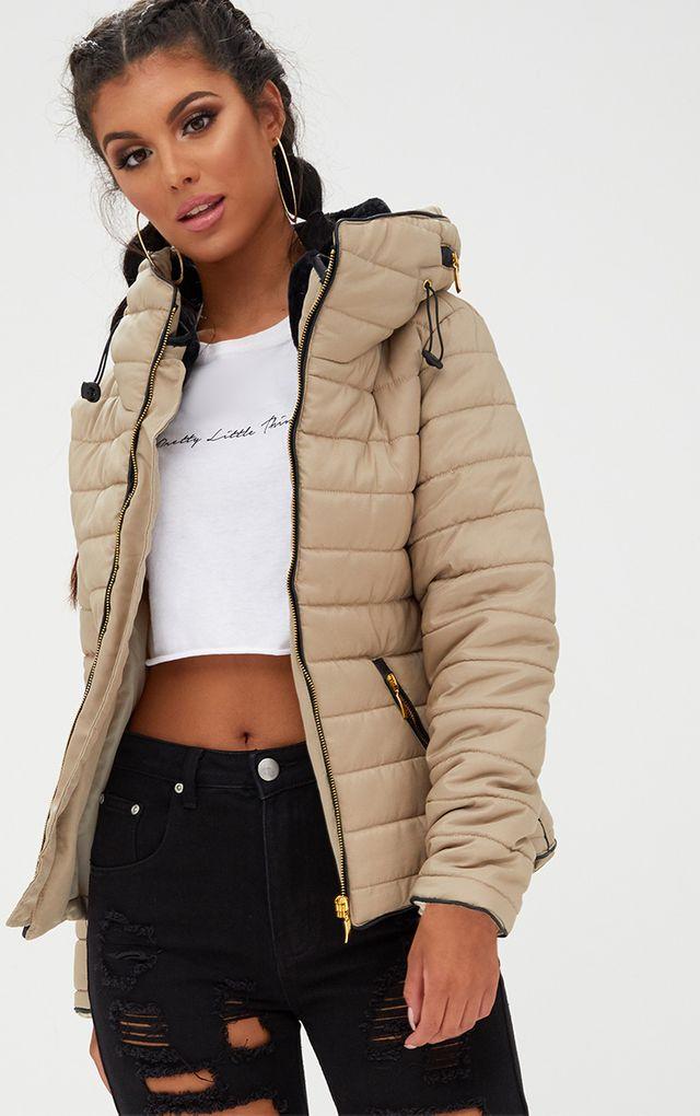 Women's Coats & Jackets   Winter Coats   PrettyLittleThing