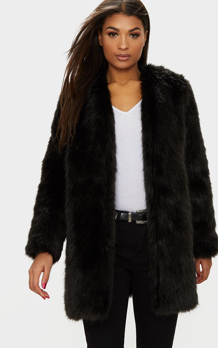 Click here to find out about the Boutique Faux Fur Coat from Boohoo, part of our latest Faux Fur Coats collection ready to shop online today!