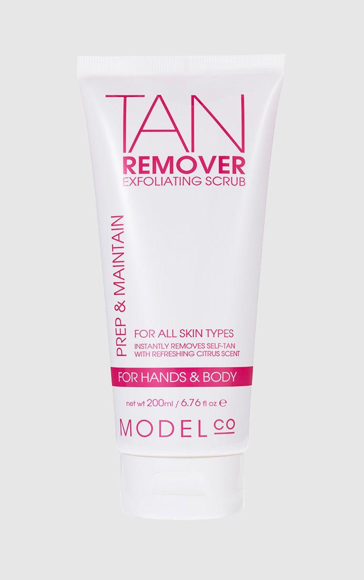 ModelCo Tan Remover Exfoliating Scrub