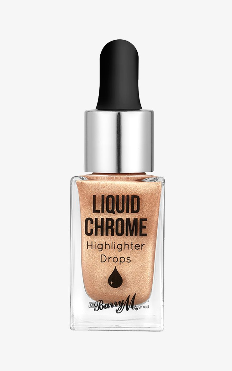 Barry M Liquid Chrome Highlighter - Liquid Fortune