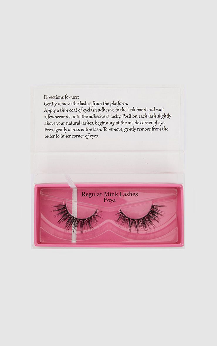 Elegance Lashes Freya Mink Fake Eyelashes