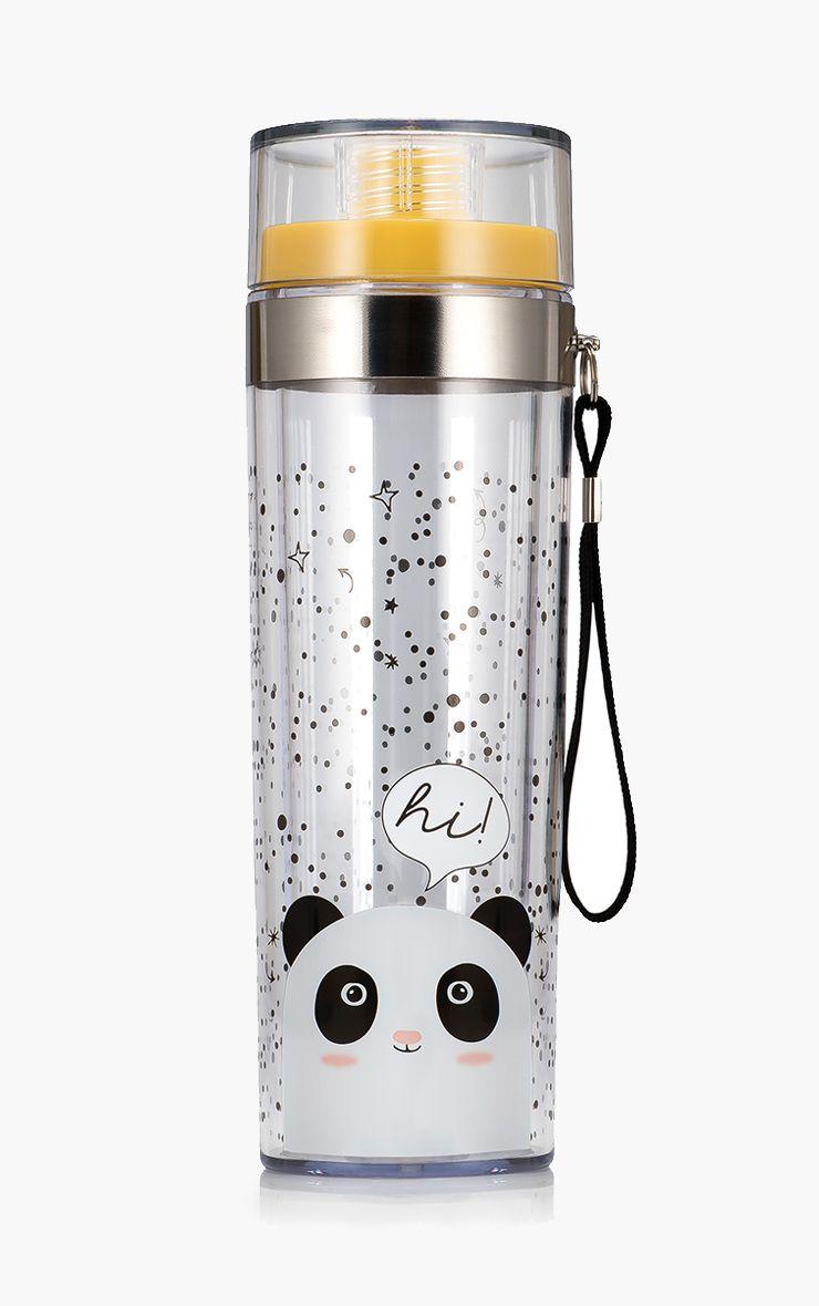 Clear Oh K! Water Bottle