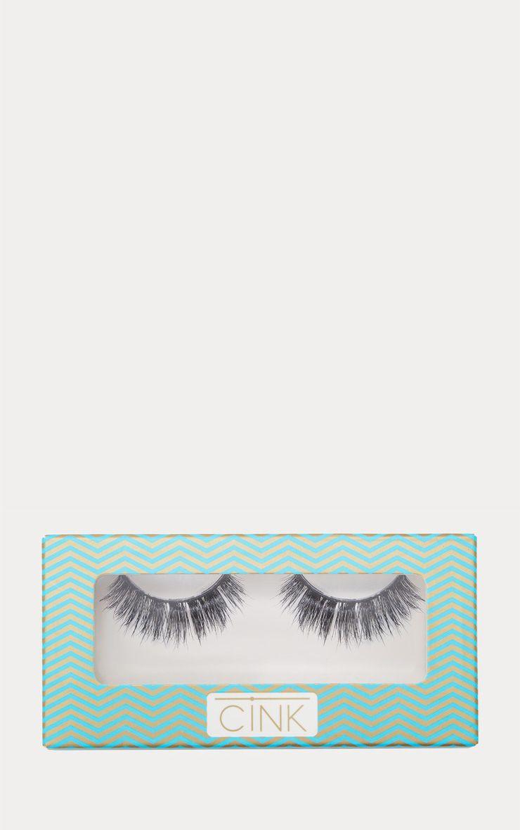 CINK Added Drama 3D Luxury Mink Eyelashes