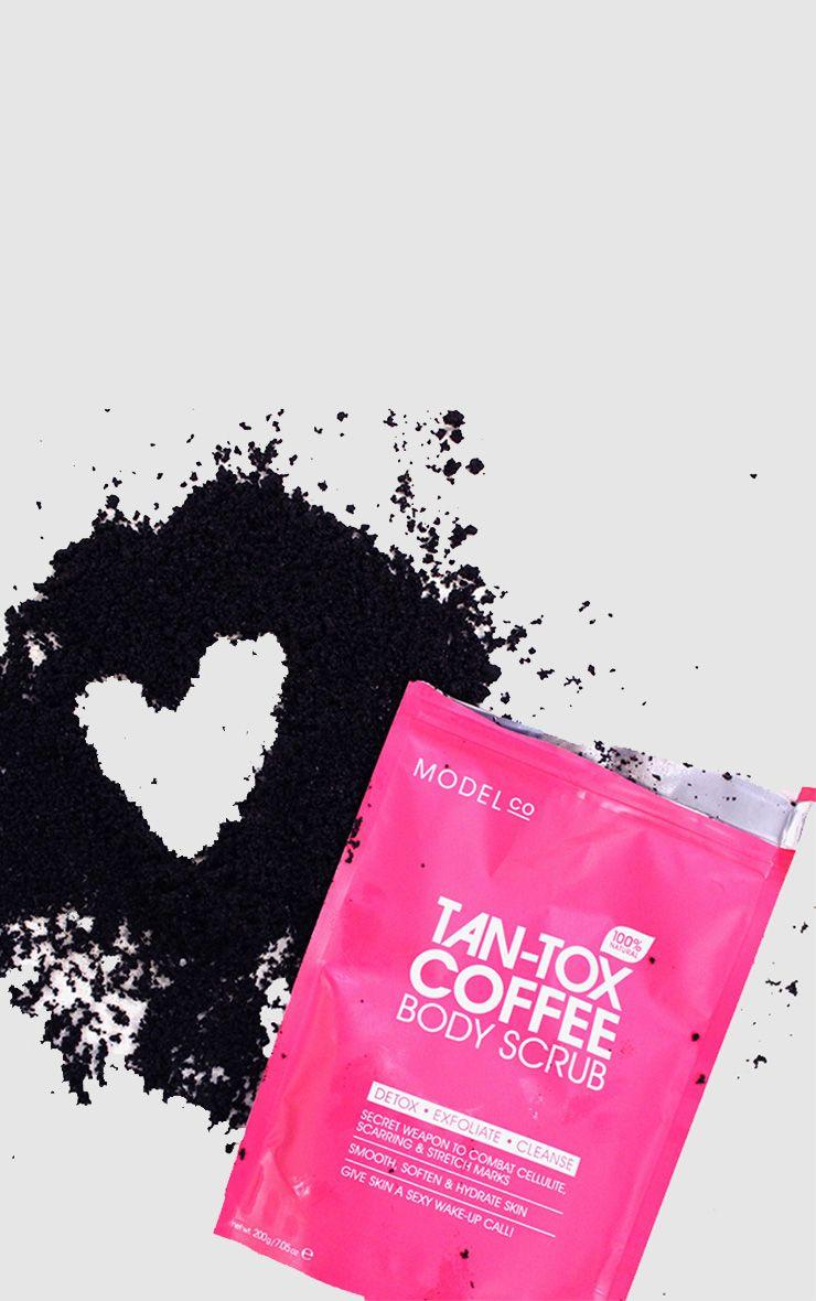 ModelCo Tan-Tox Coffee Body Scrub