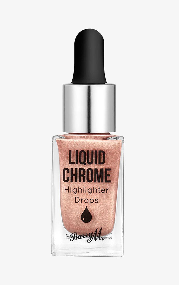 Barry M Liquid Chrome Highlighter - At First Light