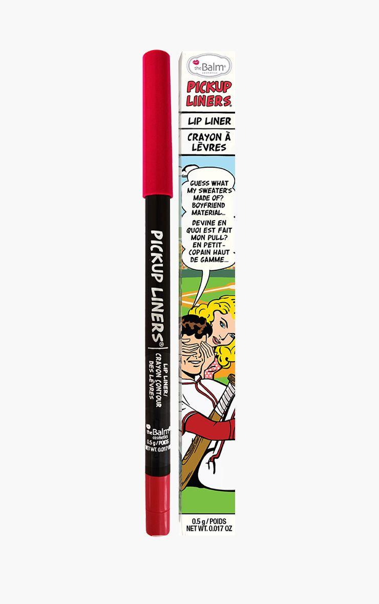 theBalm Pickup Liner - Lip Liner - Boyfriend Material