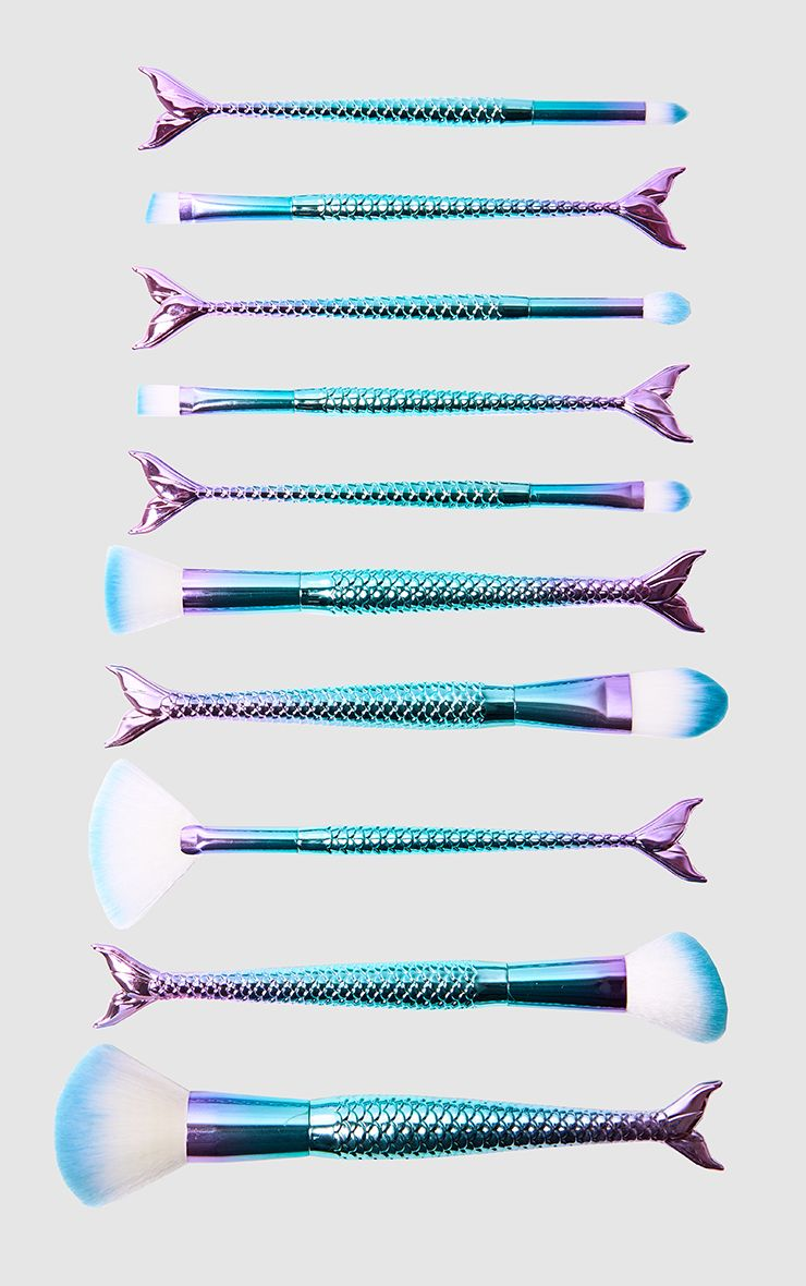 Niko Pro Mermaid Brushes