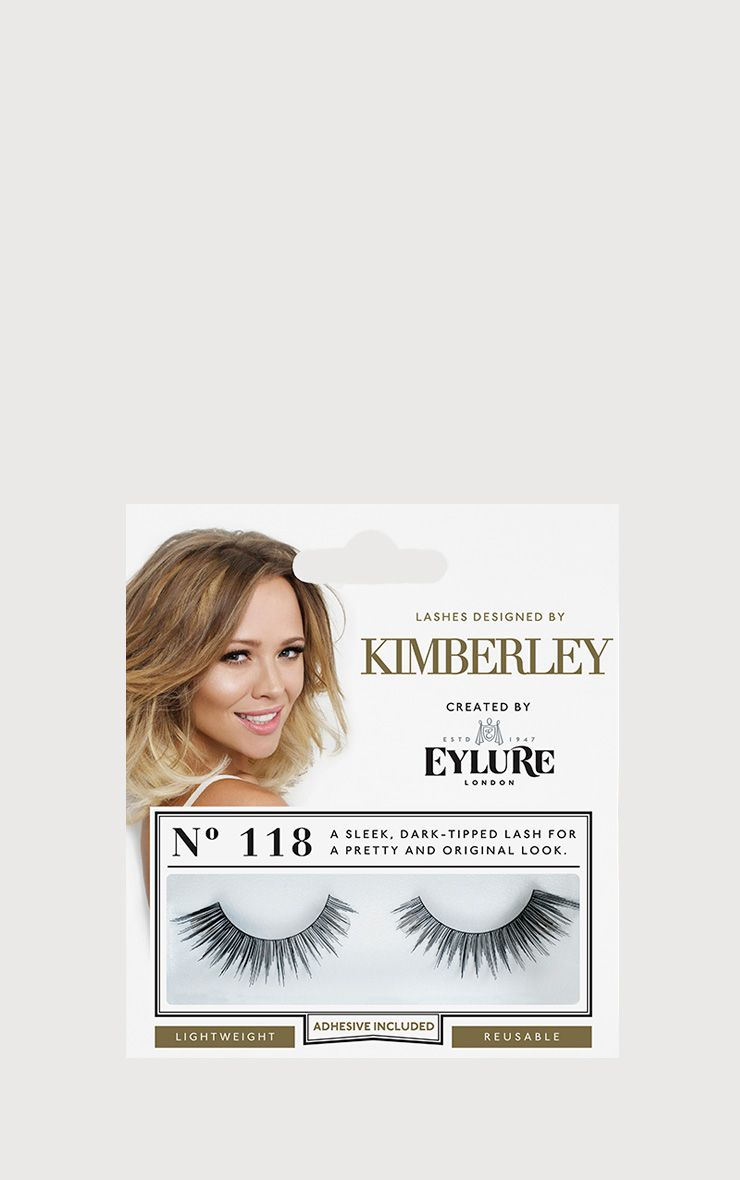 Eylure False Lashes No. 118