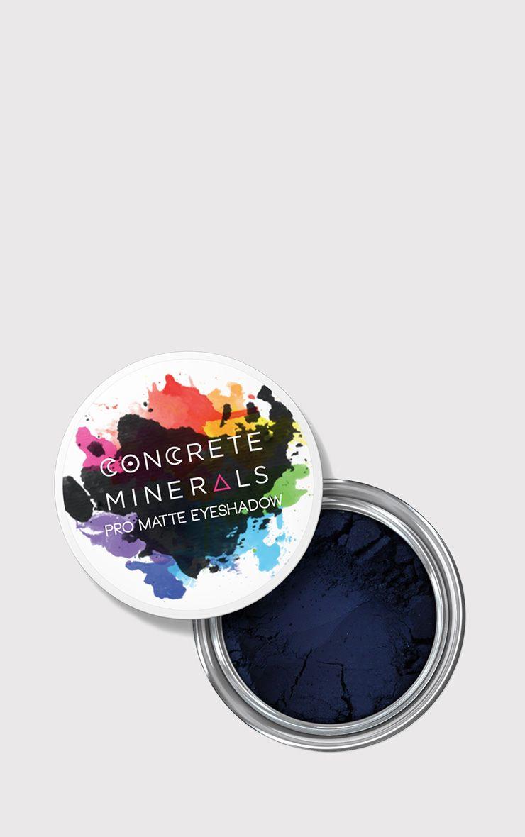 Concrete Minerals Bruise Pro Matte Eyeshadow