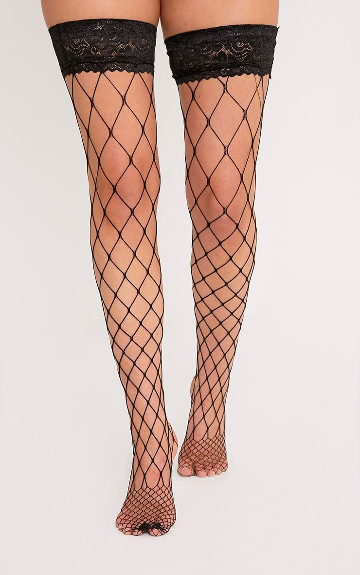 Onna Black Whale Net Hold Ups