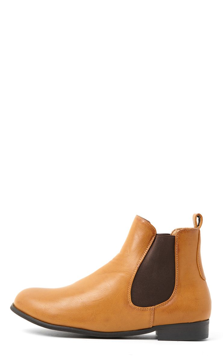 Zola Tan Chelsea Boots 1
