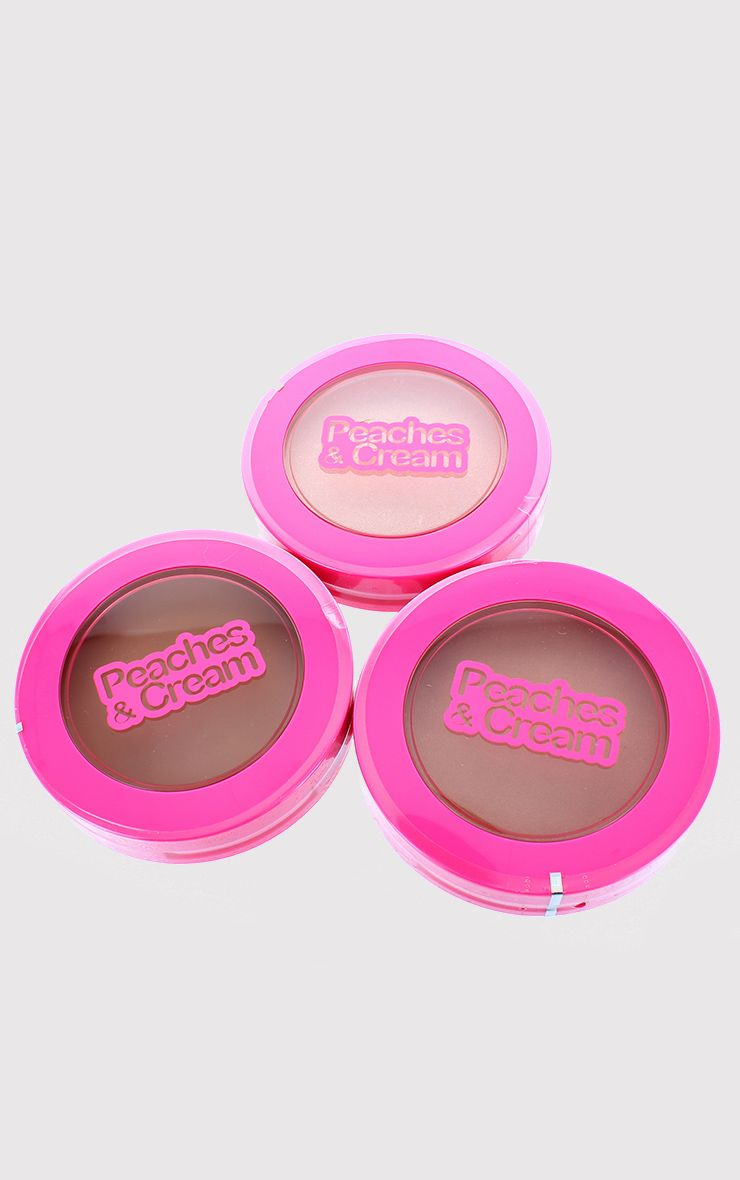 Peaches & Cream Powder Contour Kit