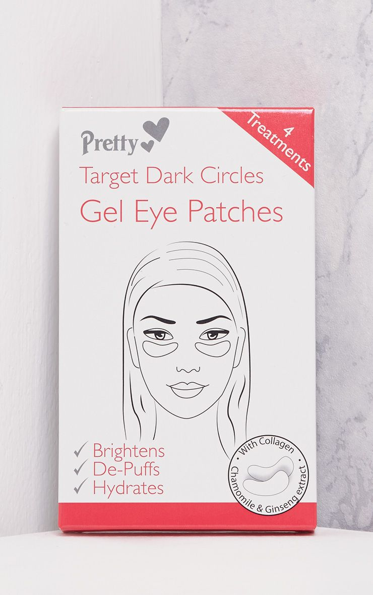Four Pack Target Dark Circles Gel Eye Patches