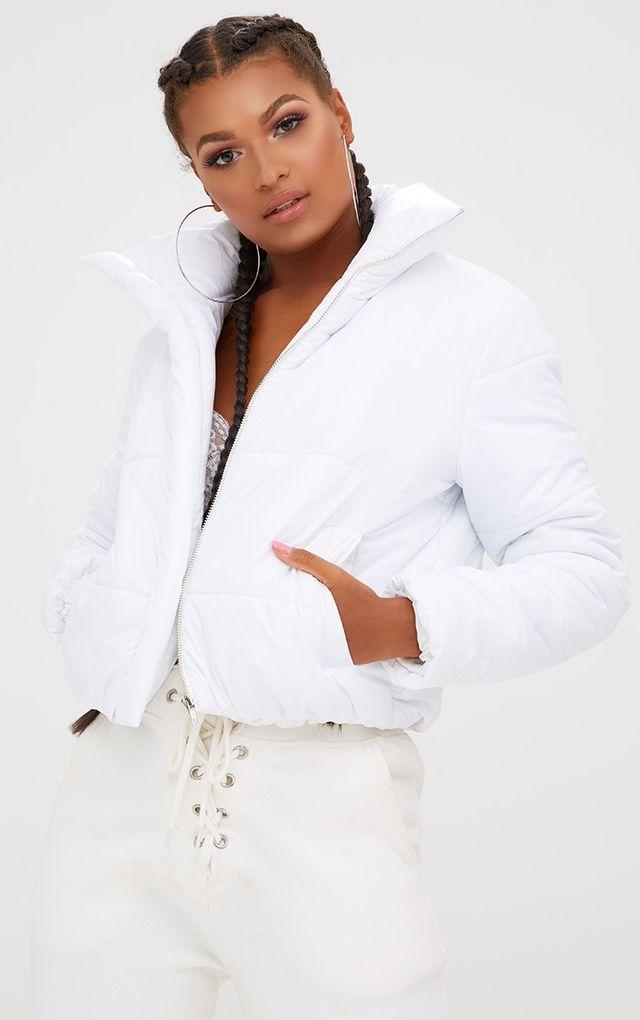 Puffer Jackets | Women's Puffer Jackets | PrettyLittleThing