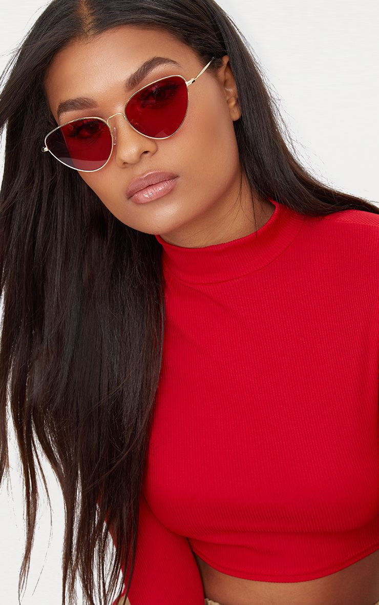 Sunglasses Women S Sunglasses Online Prettylittlething Usa