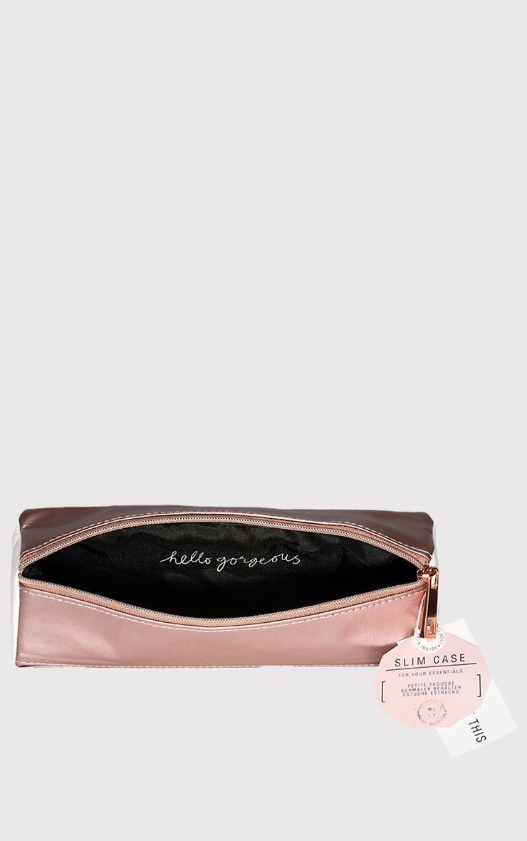 WLLT Slim 'Hello Gorgeous' Pencil Case