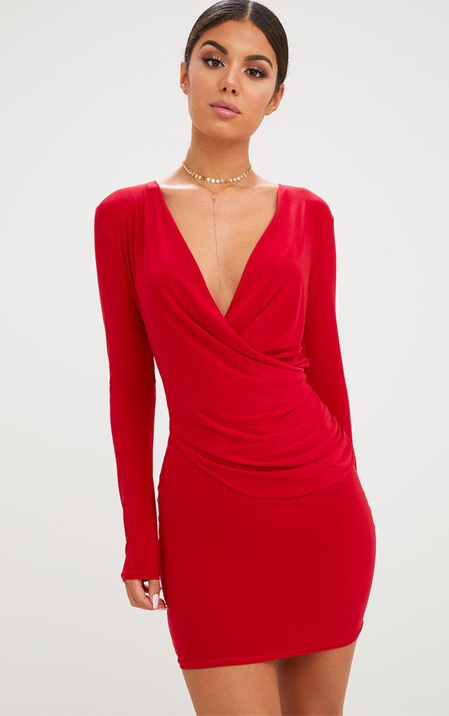 Plunge Dresses Low Cut Amp V Neck Dresses