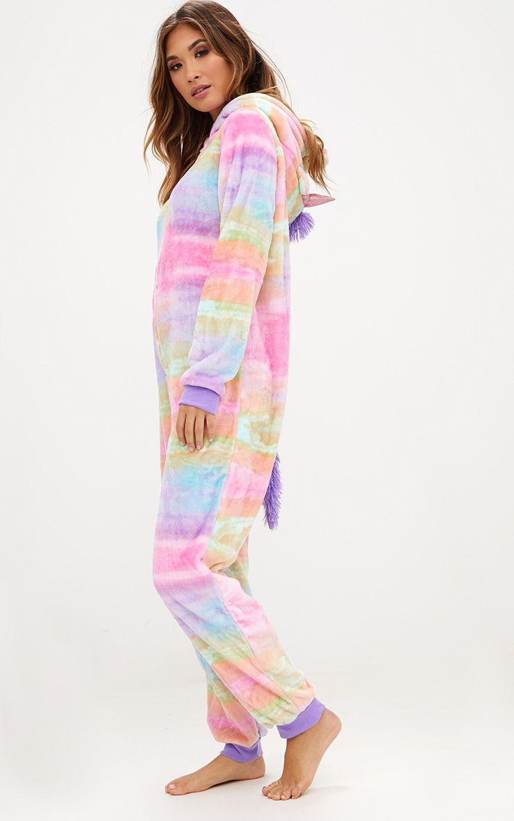 Rainbow Unicorn Onesie Nightwear Amp Onesies