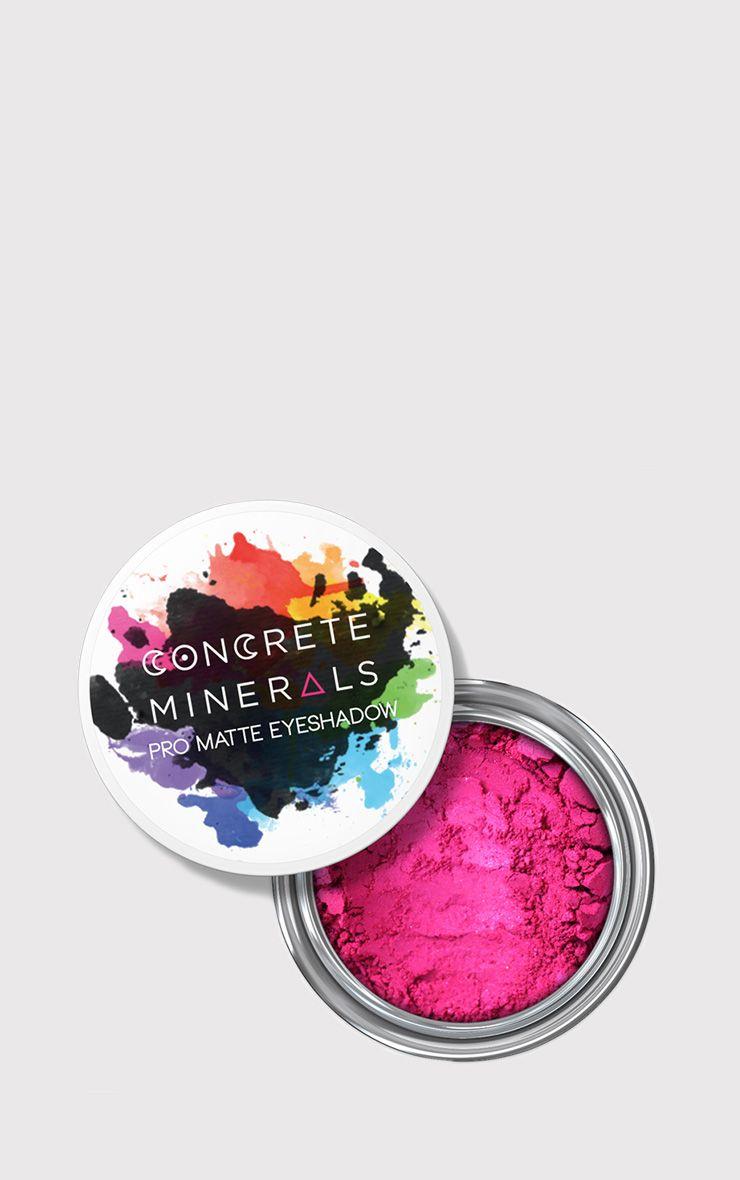 Concrete Minerals HiFi Pro Matte Eyeshadow HiFi