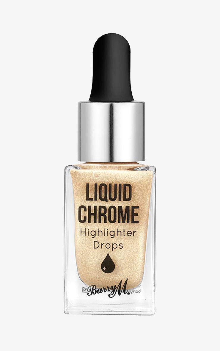 Barry M Liquid Chrome Highlighter - Beam Me Up