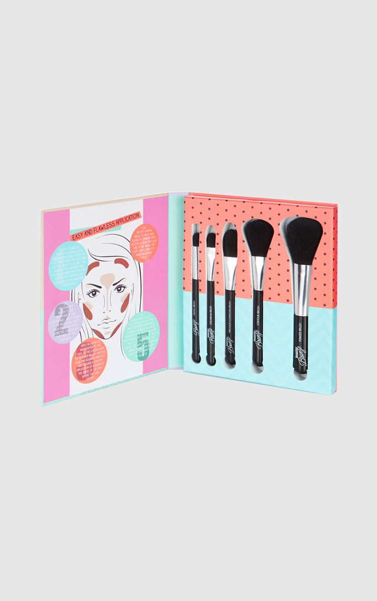 Sunkissed Tools of the Trade Make Up Brush Set