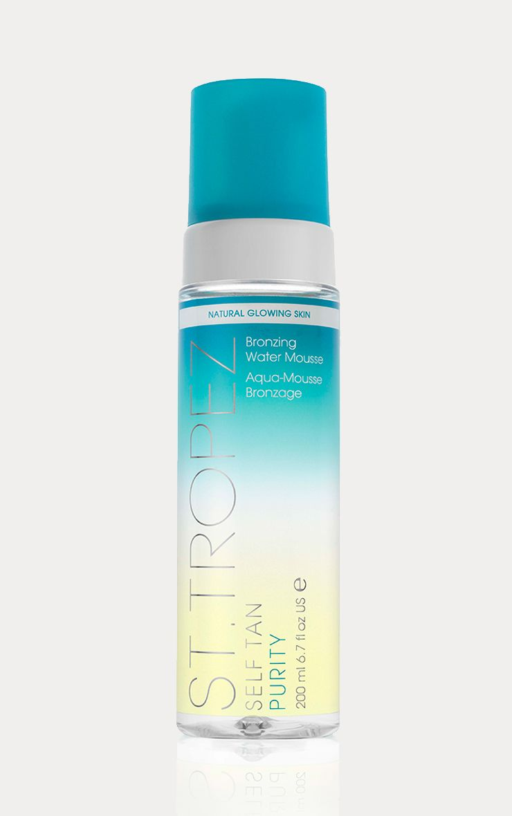 St Tropez Self Tan Purity Body Mousse