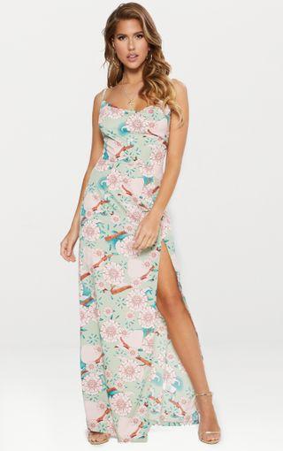 maxi dresses cheap maxi dresses prettylittlething usa