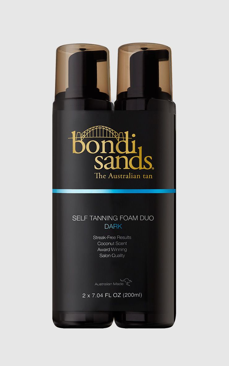 Bondi Sands duo mousse auto-bronzante intense