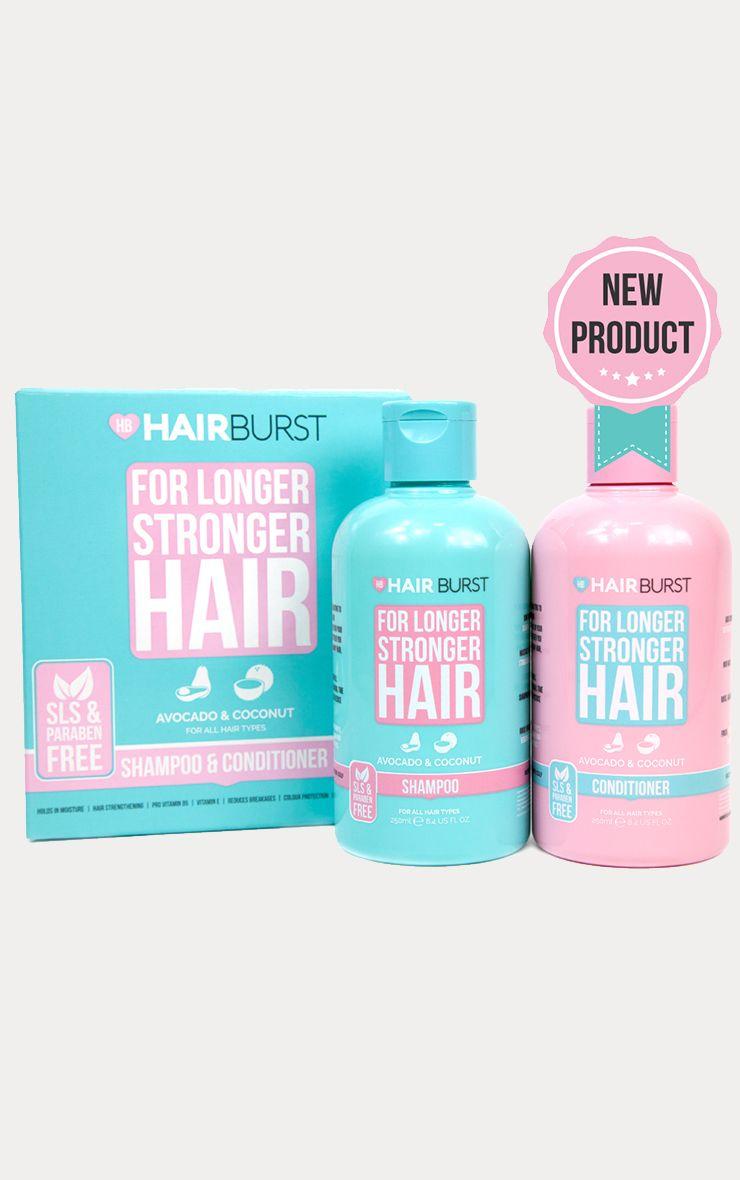 Hairburst Longer Stronger Shampoo & Conditioner Duo