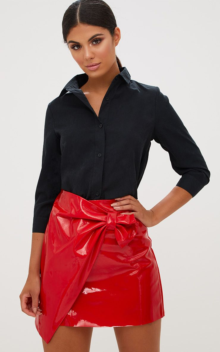 Black Longsleeve Shirt
