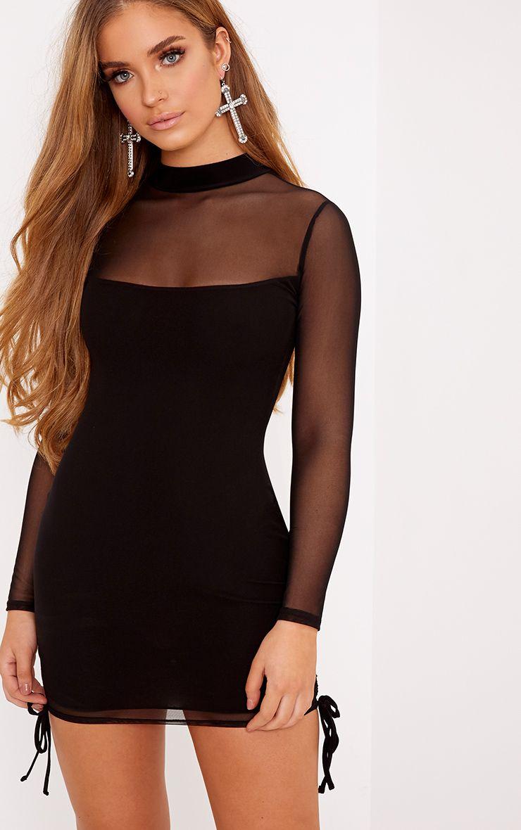 Black Bodycon Dresses
