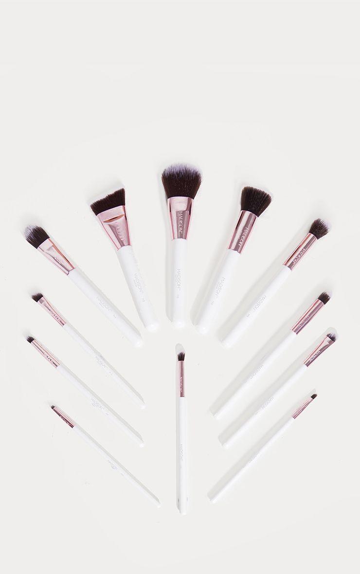 Madison Makeup 12 Piece Pro Brush Set