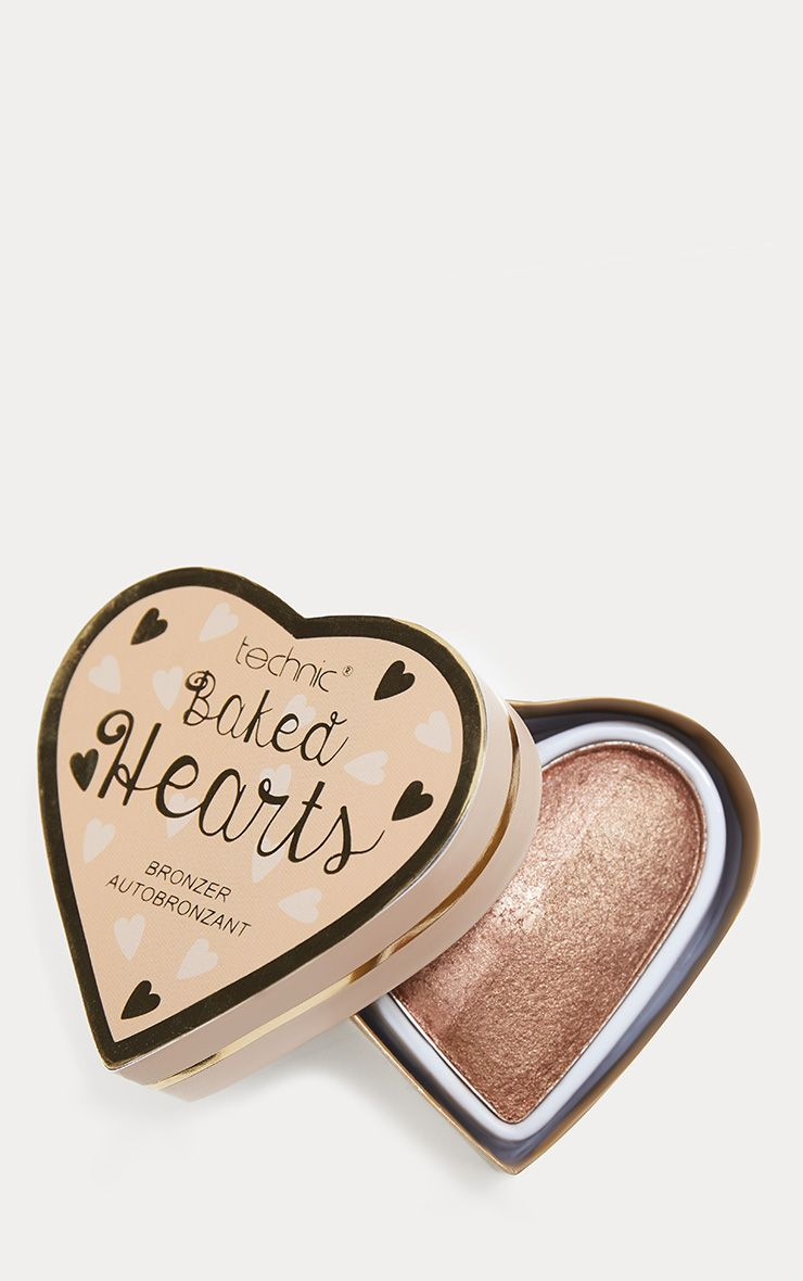 Technic Baked Hearts Bronzer Highlighter