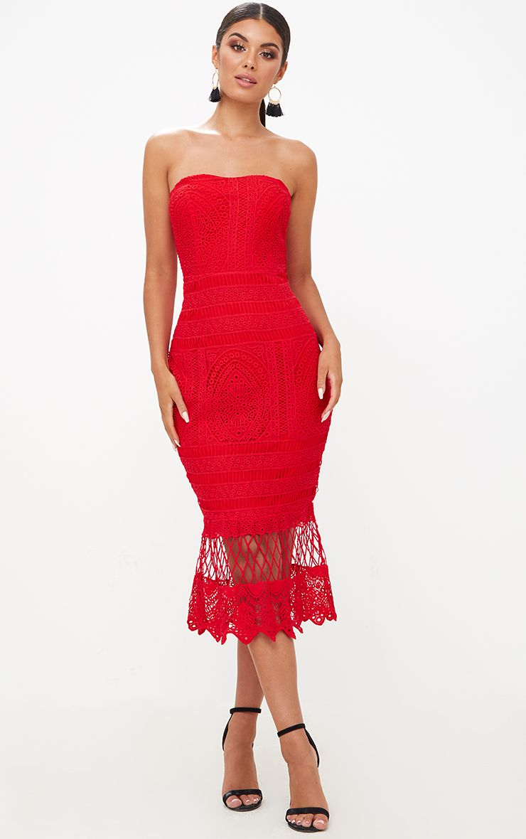 Lace Dresses Sexy Lace Dress Prettylittlething Usa