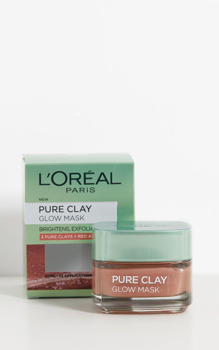 L'Oréal Paris Pure Clay Glow Mask