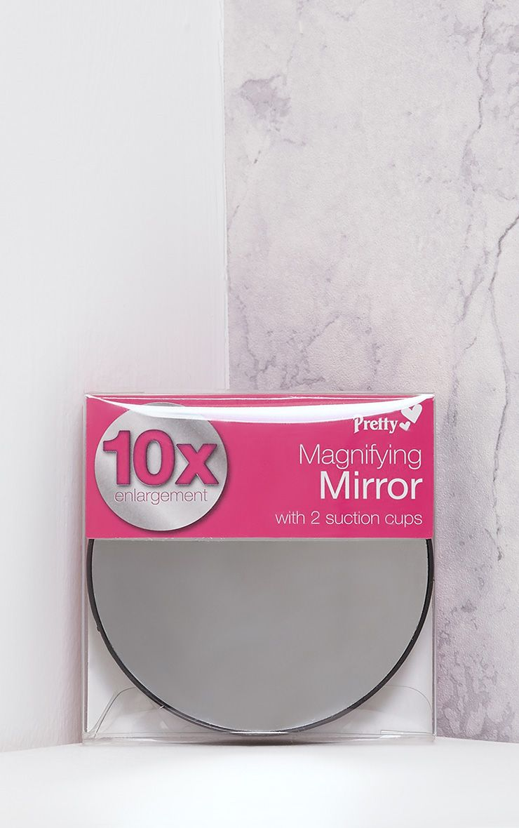 Enlargement Magnifying Mirror With Suckers