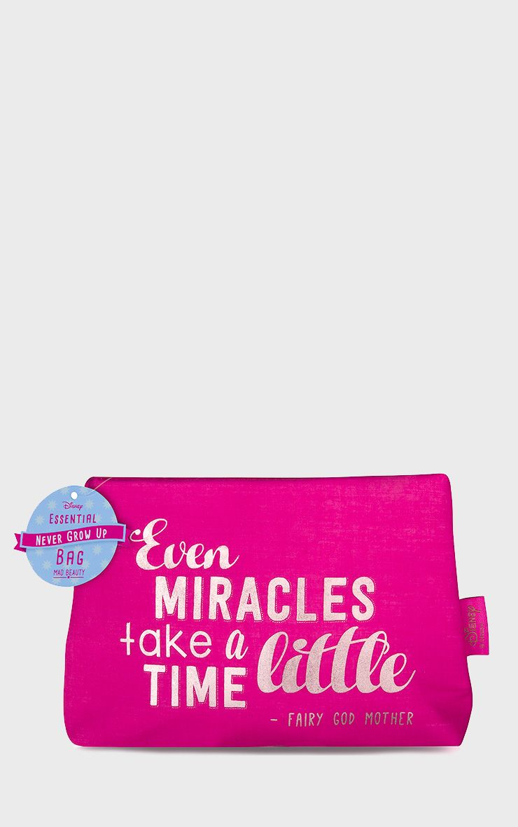 Trousse de maquillage Disney Even Miracles Take A Little Time