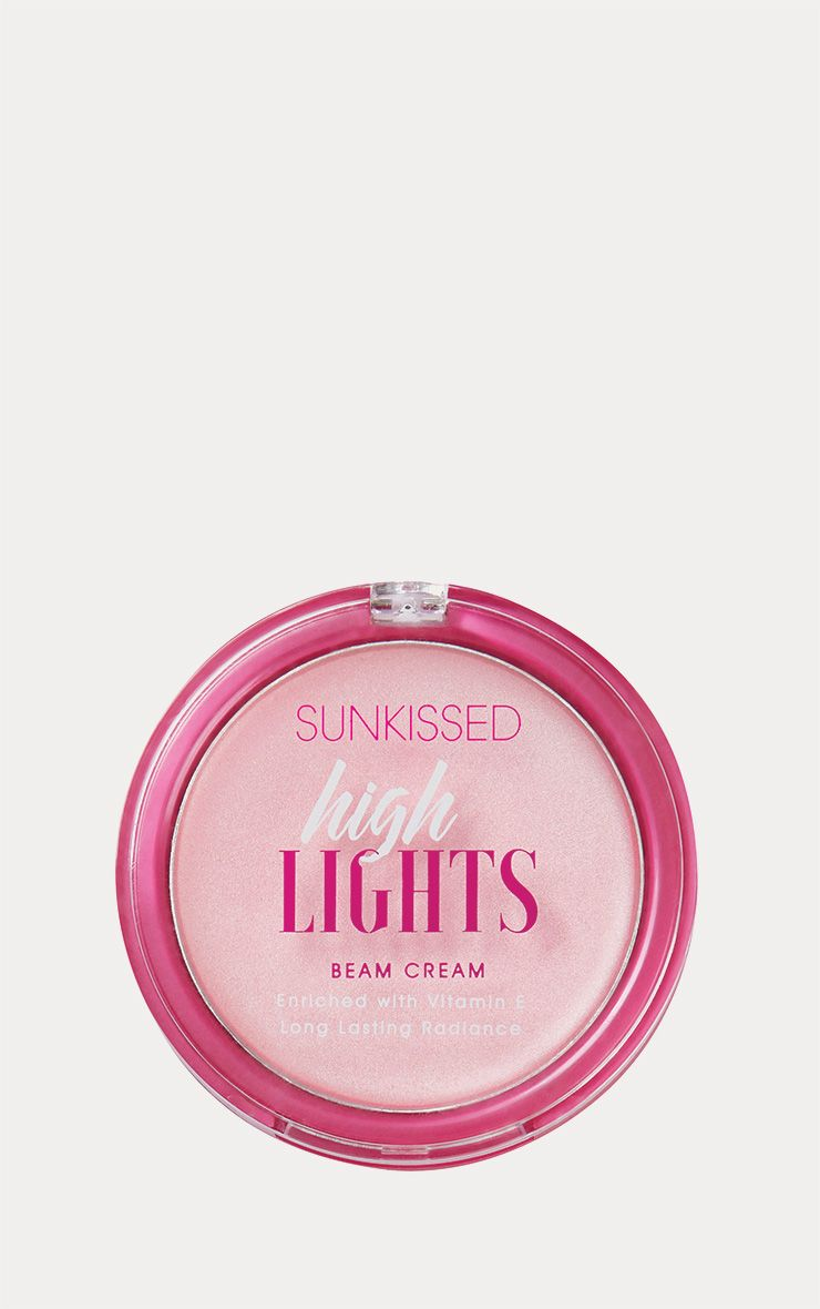 Sunkissed Highlights Beam Cream