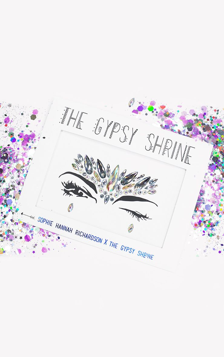 The Gypsy Shrine Unicorn Crown Face Jewels 1