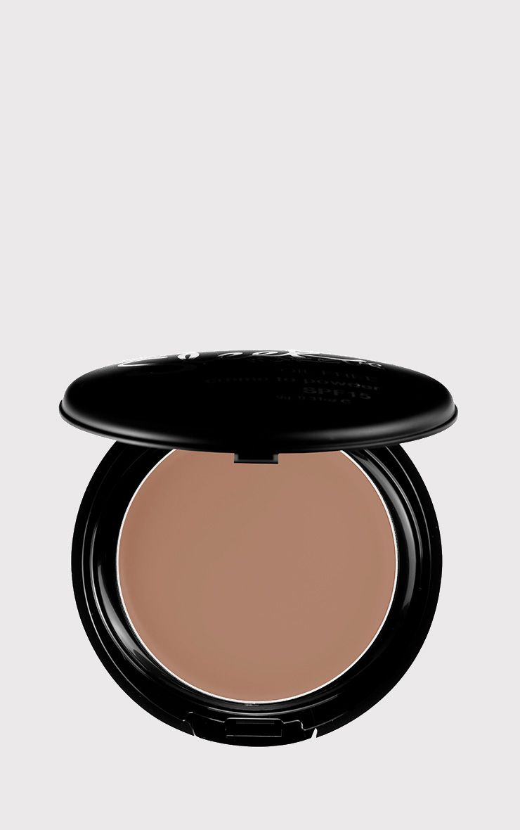 Sleek Chocolate Fudge Crème To Powder Foundation