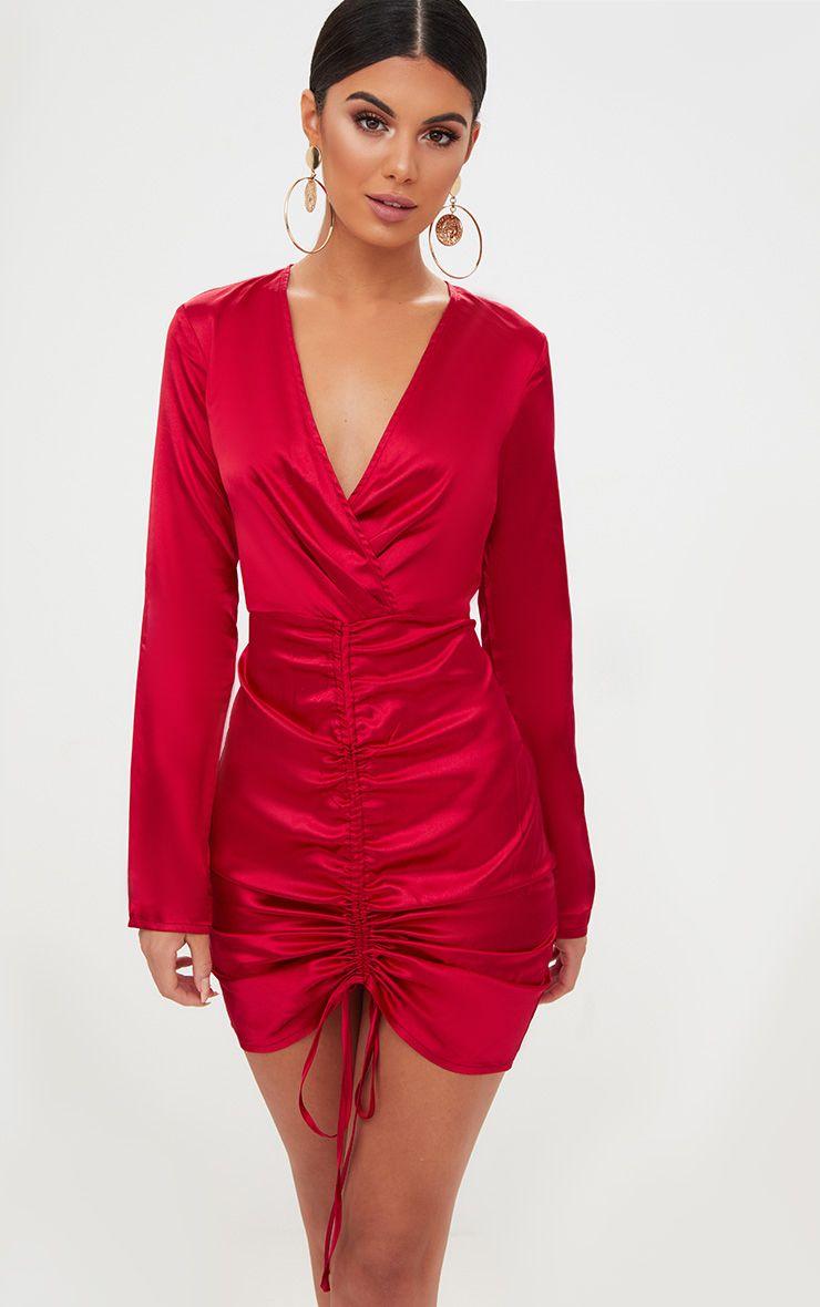 Little Red Dresses