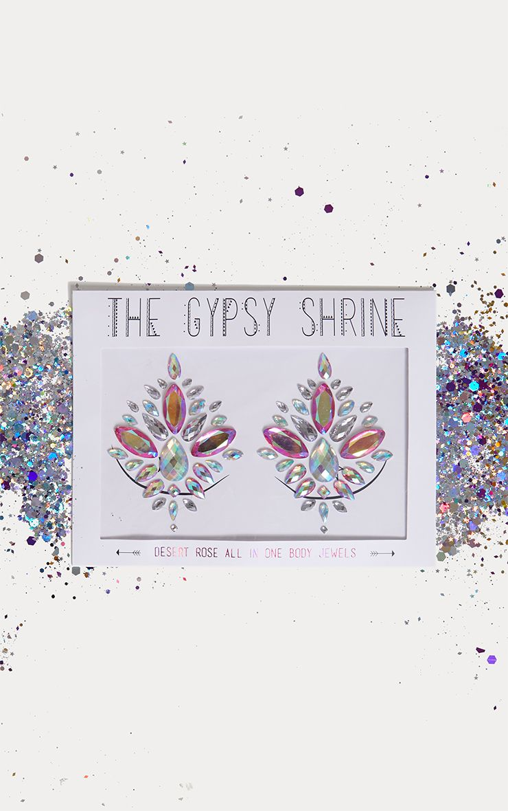 Gypsy Shrine Desert Rose Boob Jewels