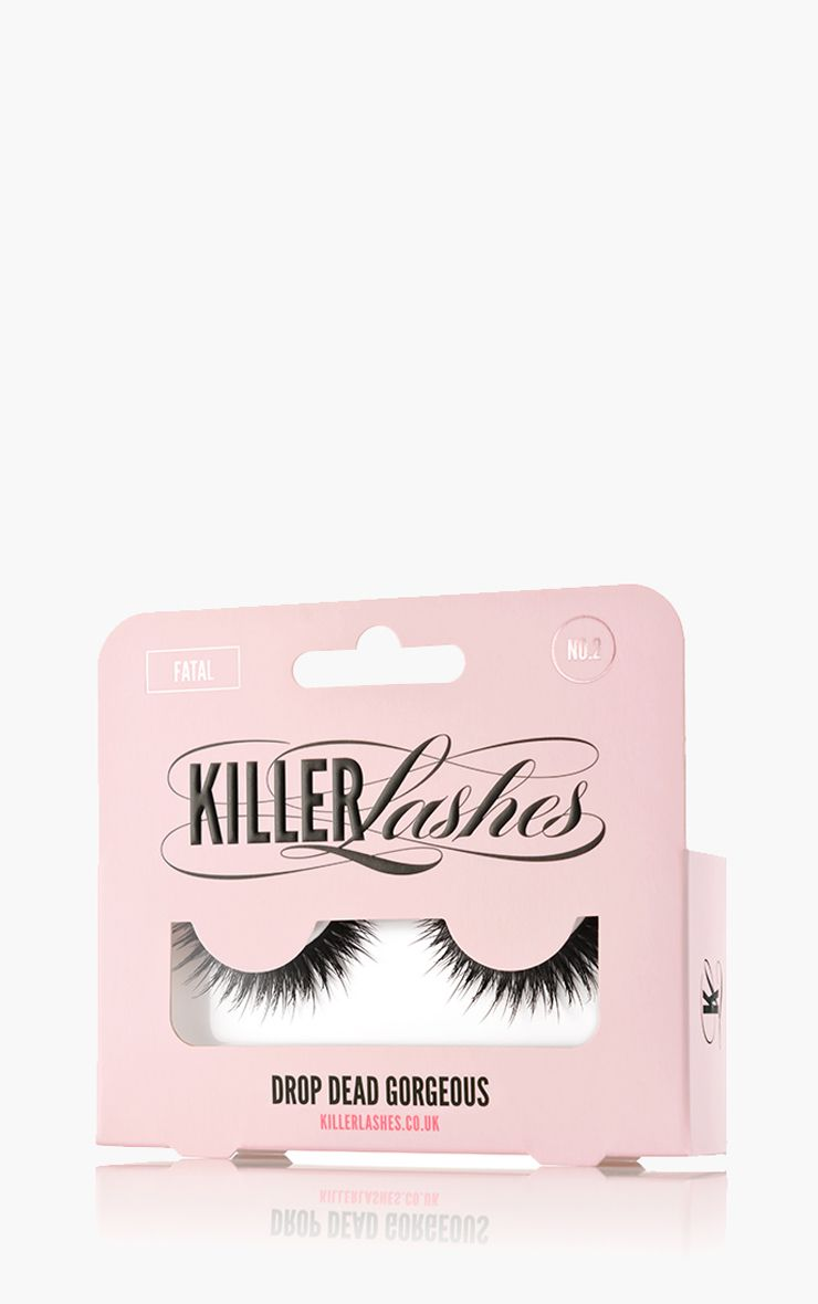 Killer Lashes Fatal No. 2 False Eyelashes